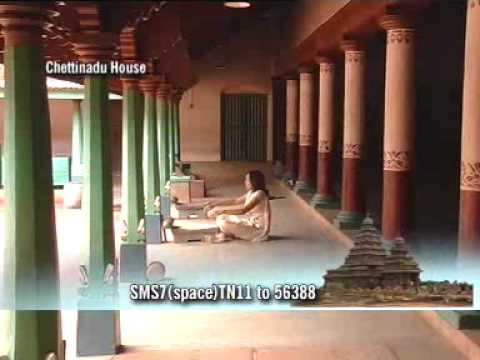 7 Wonders of India: Chettinad Palace - YouTube