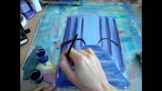 Как Нарисовать ОСЕНЬ красками