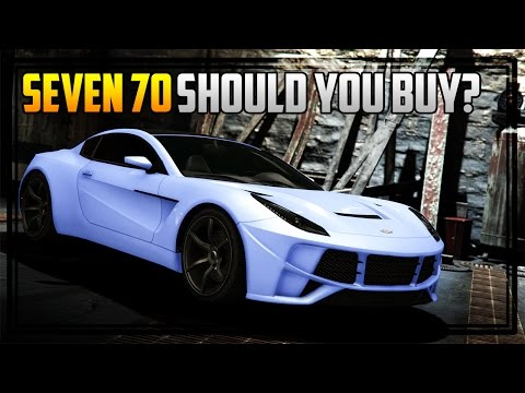 Should You Buy The NEW Seven 70 Sports Car? Is it Worth the Money? (GTA 5 Online)
