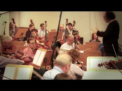 Hearts of Iron IV - OST - Rise of The Axis Powers, Orchestra recording