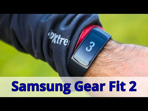 Samsung Gear Fit 2 [videorecenze]