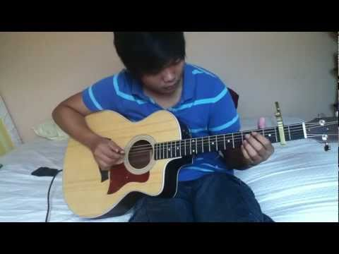 (Yiruma) River Flows in You - Sungha Jung- with TABS