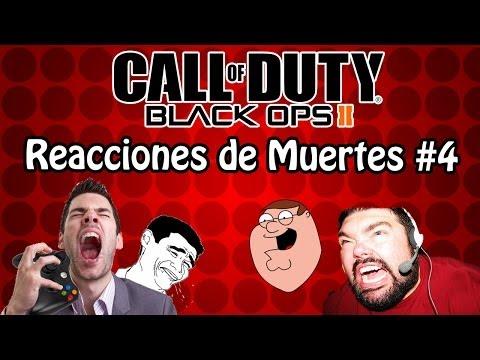 Tj Evolution: Black Ops 2 | Reacciones de Muertes #4 | ft. @ag_bean3r y @ProTeamAG