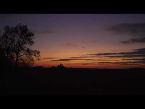 Sunrise over a small farm in ULTRAHD 4K! (FULL VERSION)