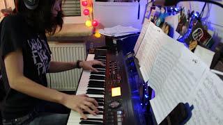 Slipknot - Vermillion Pt 2 (Bloodstone Remix) - piano cover (version 2)
