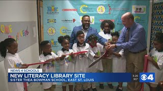 News 4 School: The Literacy Library