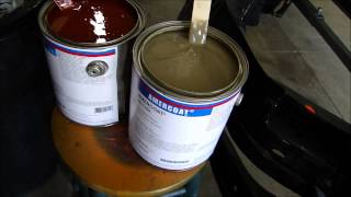 Painting With Epoxies