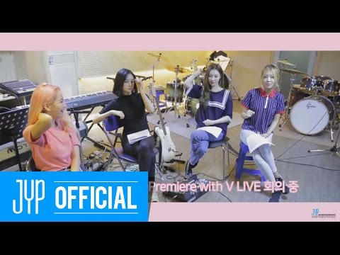 "Wonder Girls(원더걸스) ""Why So Lonely""  Band Practice Diary"