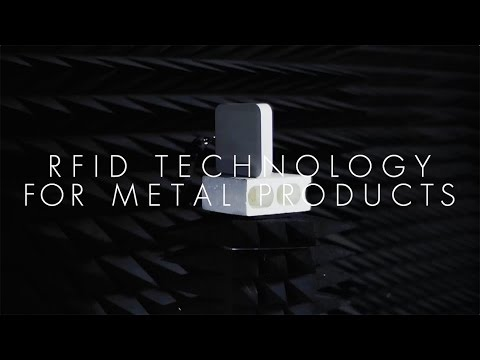 Innovation Japan【RFID TECHNOLOGY FOR METAL PRODUCTS】