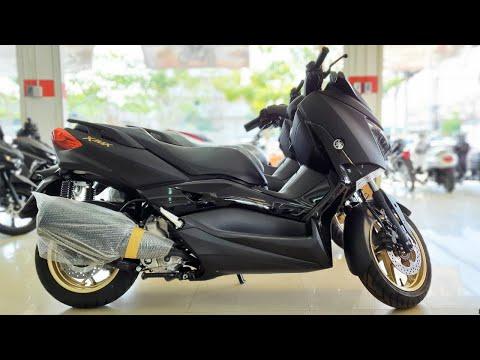 Yamaha XMAX 300 Black 2020