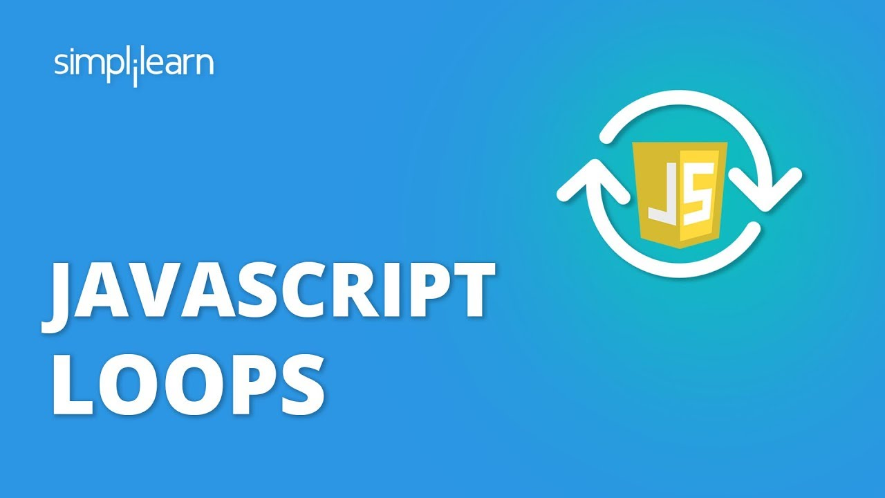 JavaScript Loops | JavaScript Loops Examples | JavaScript Tutorial For Beginners