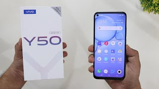 Vivo Y50 Unboxing And Review I Hindi