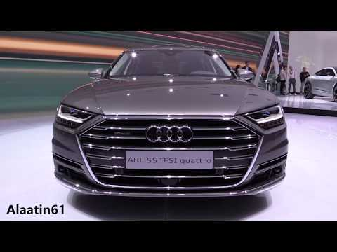 INSIDE the NEW Audi A8 2018 | In Depth Review Interior Exterior