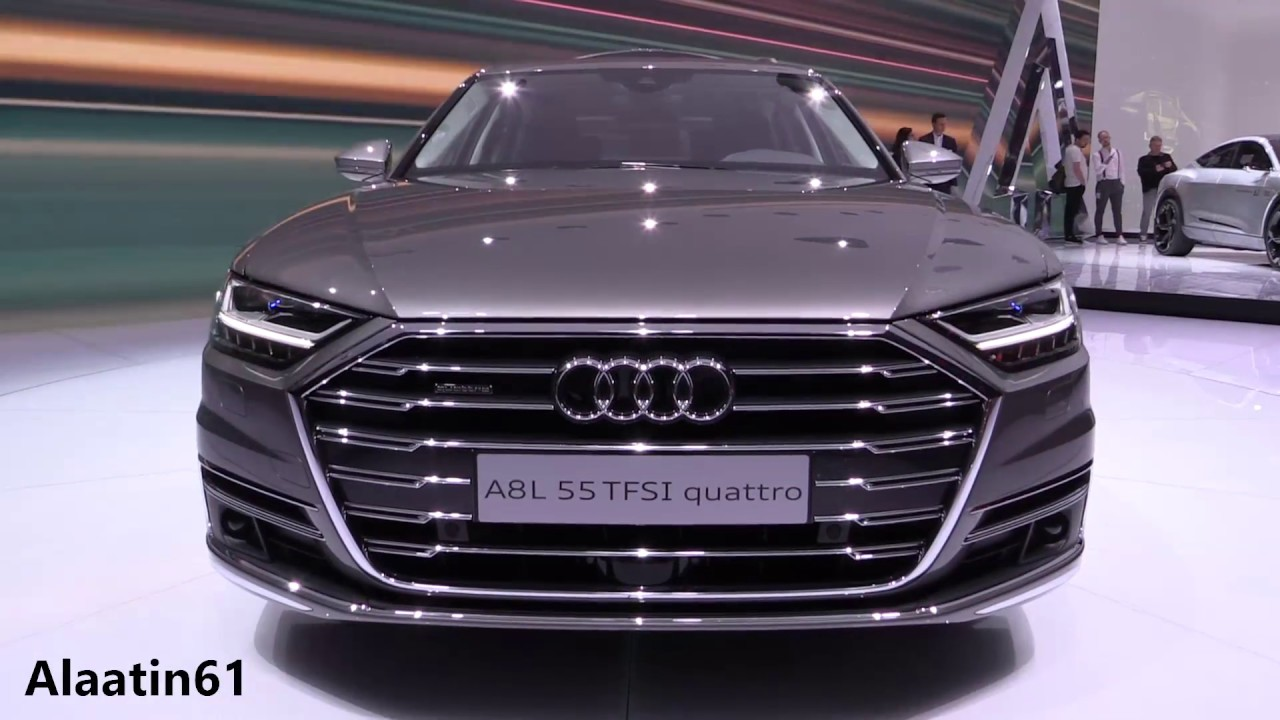 Inside The New Audi A8 2018 In Depth Review Interior Exterior