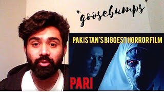 Indian Reaction to Pakistan's Biggest Horror Film| Better than Anushka Sharma's s Pari?