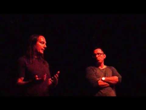 Live Q & A  Terrance Zdunich & Darren Lynn Bousman  NYC  Sept 27, 2013