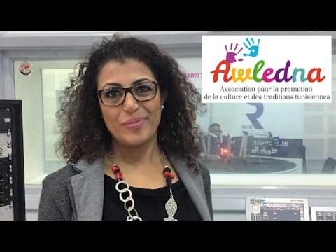 Radio culturelle tunisienne / Awledna / Wided Carpentier