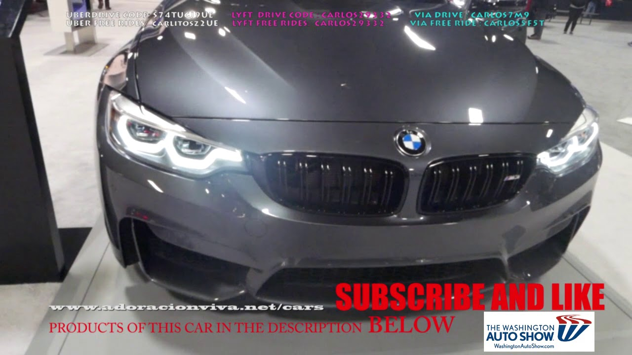 BMW M WASHINGTON AUTO SHOW YouTube - Washington car show discount tickets