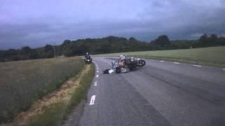 Var försiktig vid nylagad asfalt