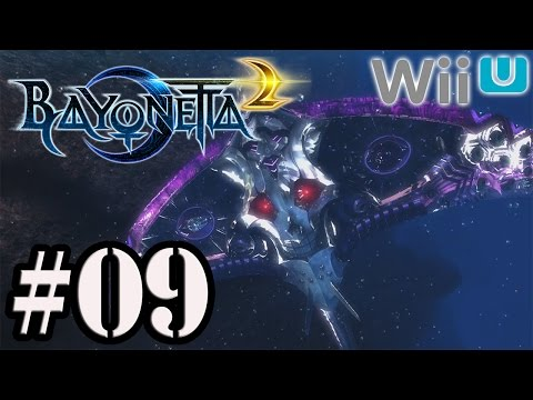 Let's Play: Bayonetta 2 - Parte 9 - The Ark