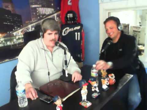 Indians Baseball With Matt Underwood Sports Time Ohio Play By Play Man Cleveland Sports 360