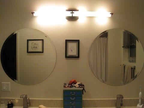 Best Pics of Art Deco Bathroom Vanity Mirror with Lights