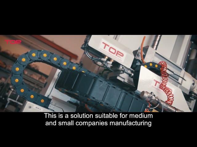 Cnc machine FS Evolution English