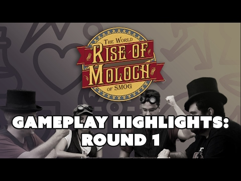 Rise of Moloch Gameplay Highlights