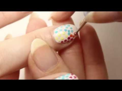 "jinsoon-""summer-dots""-nail-art-tutorial"