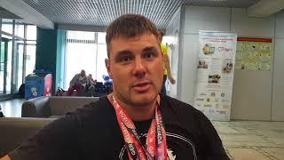 Руслан Мальцев - абсолютный победитель Кубка Краевского-2018 и рекордсмен мира