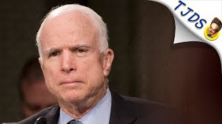 John McCain Healthcare Vote Was NOT Courageous