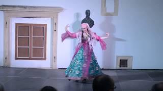 Persian dance , Perský tanec - Tereza Štojdlová Grantorino