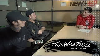 #TolWagTroll   Raffy Tulfo Meets Loonie and Ron Henley