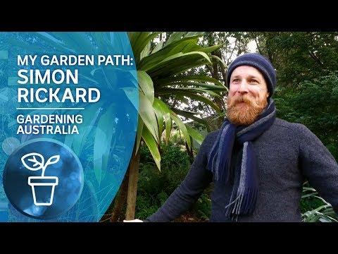 My Garden Path: Simon Rickard