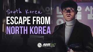 video thumbnail for Escape from North Korea   AWR360°