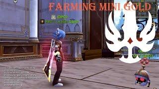 Dragon Nest - Gladiator Farming Mini Gold