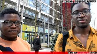 UK PUBLIC React to Khaligraph Jones, Petra, Kforce, TnT, & more (Kenyan Hip Hop) | MAD REACTION