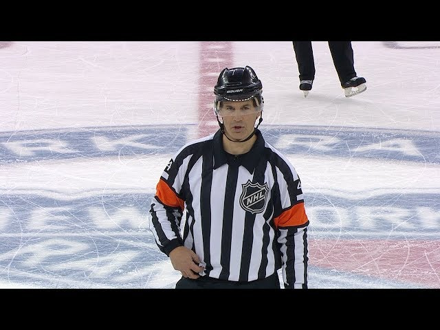 Referee McCauley delivers dramatic ruling for goal