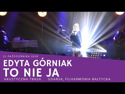 Edyta Górniak - To nie ja (akustyczna...