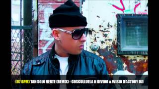(87 BPM) Cosculluela ft Divino & Wisin - Tan solo verte (Remix) [Factory Dj]