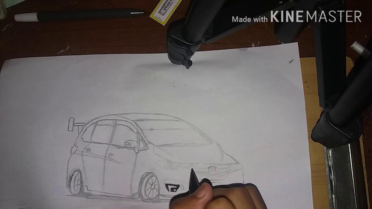 45 Mod Ukts Mobil Honda Jazz HD