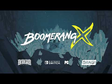 Boomerang X   Out Now   Nintendo Switch + PC