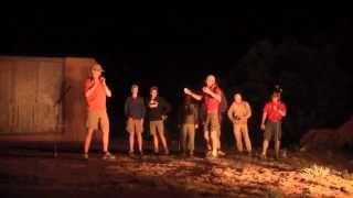 Philmont Ranger Skit 2012