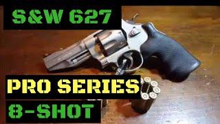 Smith & Wesson 627 Pro Series / 8 Shot Revolver