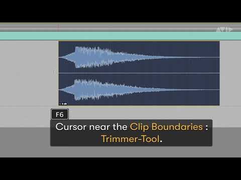Pro Tools Tech Tip — Multi-Tool Editing