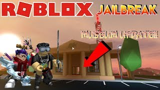 🌎🎮 Roblox | 🔴 Live Stream #94 | JAILBREAK - NEW MUSEUM UPDATE TONIGHT!?! | 🎮 🌎