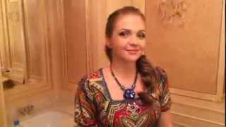 Марина Девятова форумчанам. Кремлевский Дворец Съездов 04.11.13г.