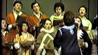 Que Linda es Cuba Coro Académico de la UNAM 1979