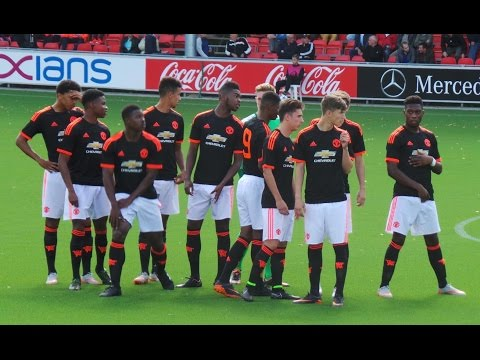 Youth Debuts Under Mourinho Manchester United Academy Youth Review Youtube