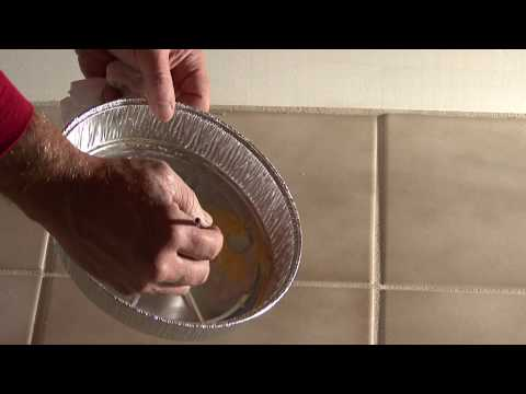 Home Repair & Remodeling : How to Repair a Chip in Tile - YouTube